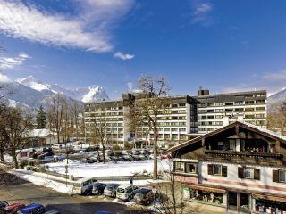 Urlaub Garmisch-Partenkirchen im Mercure Hotel Garmisch Partenkirchen