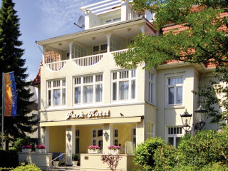 Timmendorfer Strand im Park-Hotel