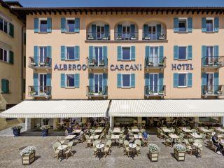 Ascona im Albergo Carcani