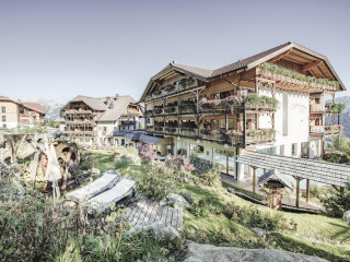 Haus im Ennstal im Natur- und Wellnesshotel Höflehner