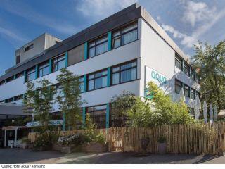 Urlaub Konstanz im Aqua Hotel & Hostel