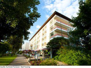 Urlaub Bad Füssing im Panland Kurhotel