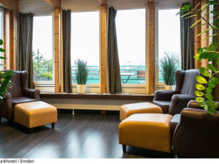 Urlaub Emden im Upstalsboom Parkhotel Emden