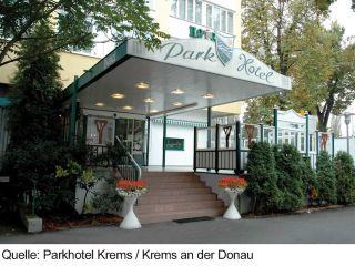 Urlaub Krems an der Donau im Parkhotel Krems