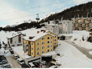Urlaub St. Moritz im Cervus
