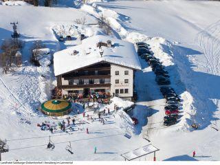 Urlaub Annaberg im Lammertal im Salzburger Dolomitenhof