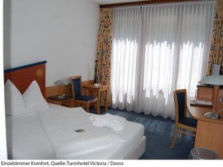 Urlaub Davos Platz im Victoria Turmhotel