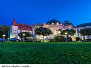 Urlaub Yverdon-les-Bains im Grand Hôtel & Centre Thermal