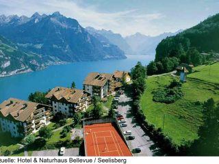 Urlaub Seelisberg im Hotel und Naturhaus Bellevue