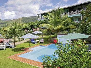Roseau im The Tamarind Tree Hotel