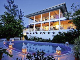 Port Antonio im Hotel Mockingbird Hill