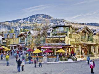 Whistler im Crystal Lodge & Suites