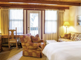 Lake Louise im The Post Hotel & Spa