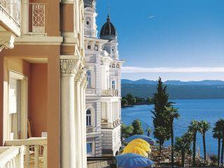 Urlaub Opatija im Remisens Premium Grand Hotel Palace