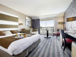 Urlaub Chamouille im Inter-Hotel du Golf de l'Ailette