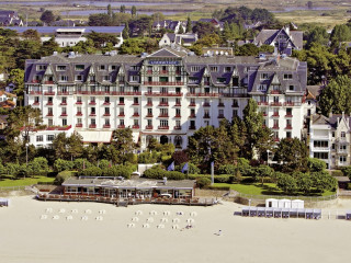 Urlaub La Baule-Escoublac im Hôtel Barrière L'Hermitage La Baule