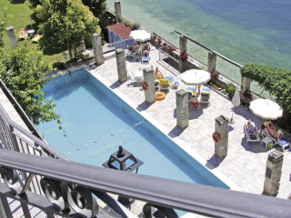 Limone sul Garda im Villa Romantica