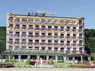 Urlaub Stresa im Hotel Astoria
