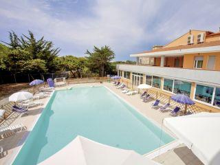 Marina di Bibbona im Hotel Paradiso Verde