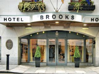Urlaub Dublin im Brooks Hotel