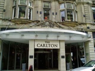 Edinburgh im Hilton Edinburgh Carlton