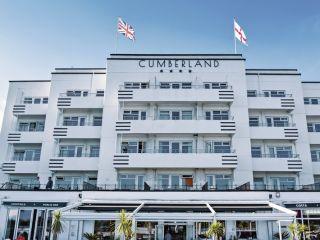 Bournemouth im The Cumberland Hotel