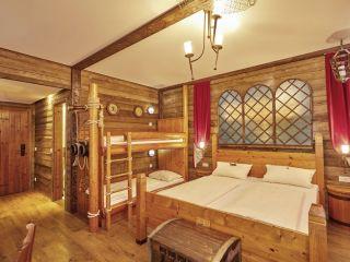 Urlaub Soltau im Heide Park Abenteuerhotel