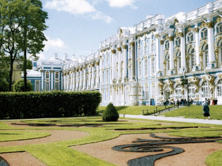Sankt Petersburg im Citytel Hotel Oktyabrskaya