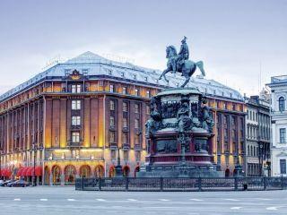 Sankt Petersburg im Hotel Astoria