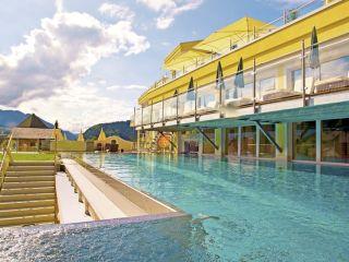 Urlaub Windischgarsten im Familotel Dilly Resort