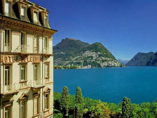 Lugano im Splendide Royal