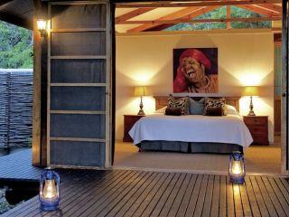 St Lucia im Makakatana Bay Lodge