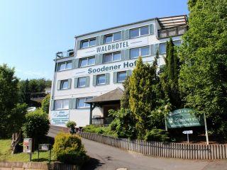 Bad Sooden-Allendorf im Waldhotel Soodener Hof