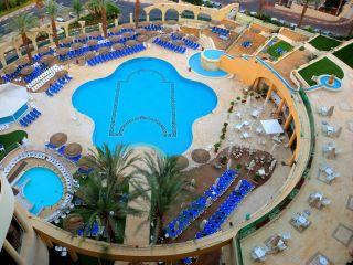 Urlaub En Bokek im Daniel Dead Sea Hotel