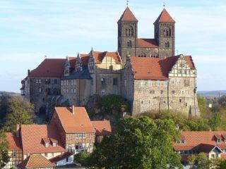 Quedlinburg im Wyndham Garden Quedlinburg Stadtschloss