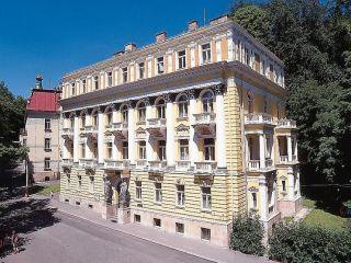 Urlaub Mariánské Lázne im Ensana Svoboda Health Spa Hotel