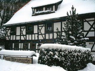 Stolberg (Harz) im Hotel Zum Bürgergarten