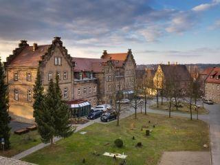 Nebra (Unstrut) im Romantisches Geniesser Hotel Schloss Nebra