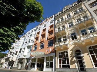 Karlovy Vary im Spa Hotel Dvorák