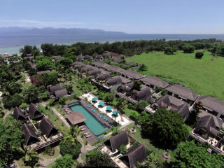 Urlaub Gili Trawangan im Hotel Vila Ombak