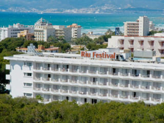Playa de Palma im Hotel Riu Festival