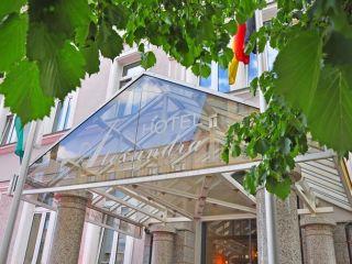 Plauen im Hotel Alexandra