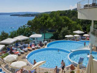 Urlaub Krk im Valamar Koralj Hotel