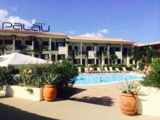 Urlaub Palau im Hotel Palau
