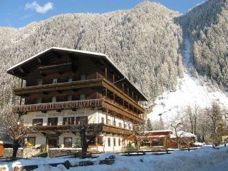 Urlaub Mayrhofen im Hotel-Pension Strolz