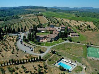 Urlaub Vagliagli im Relais Borgo Scopeto