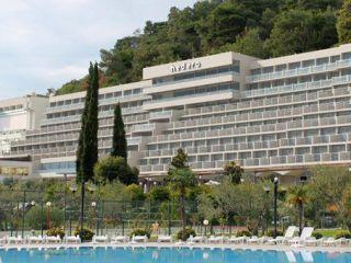 Urlaub Rabac im Hotel Hedera