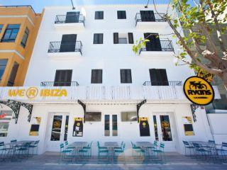Ibiza-Stadt im Ryans La Marina