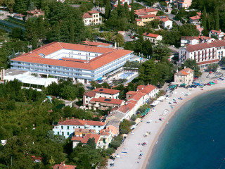 Urlaub Moscenicka Draga im Remisens Hotel Marina