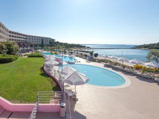 Urlaub Rovinj im Island Hotel Istra